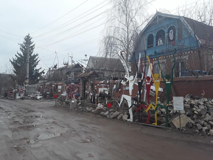 Вот так идешь себе по окраине Харькова - вжух и ты уже под грибами