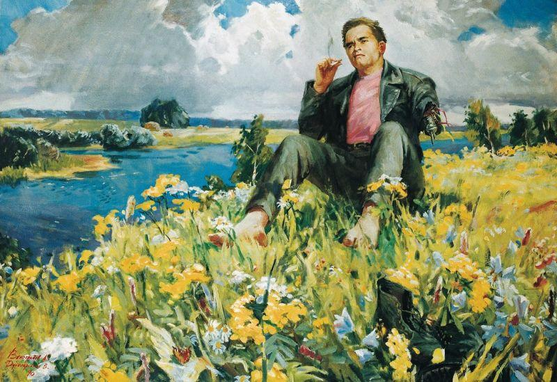 Картины Александра Виноградова и Владимира Дубосарского
