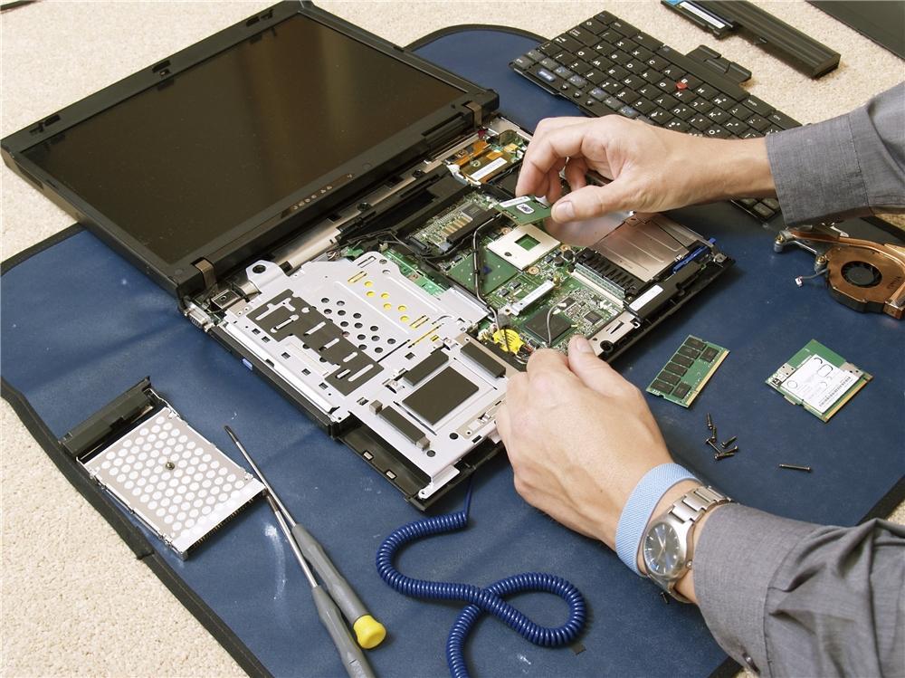 Как разводят в ремонтных компьютерных мастерских.
