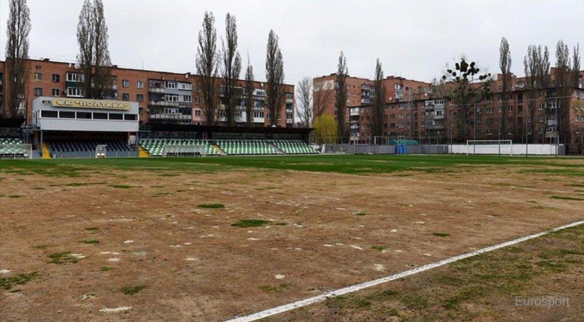 Вести с футбольных полей