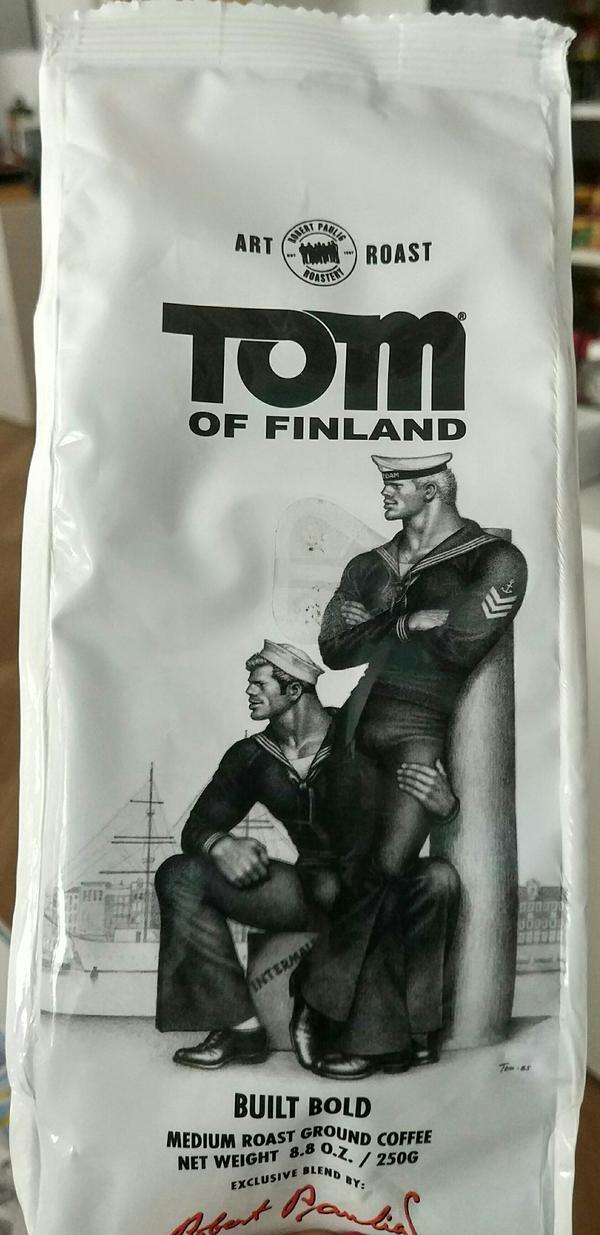 Кофе из Финляндии для настоящих морячков
