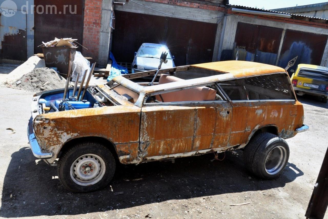 Mad Max Russia