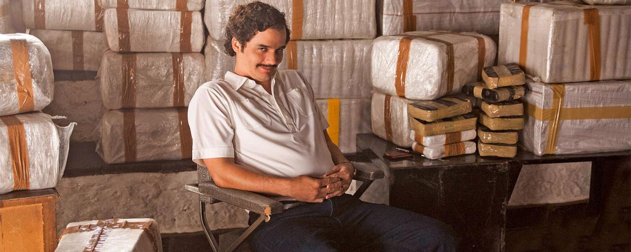 Познавательная экономика кокаина