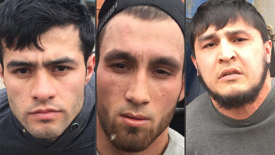 Банду таксистов-бойцов, избивавших и грабивших пассажиров задержали в Москве