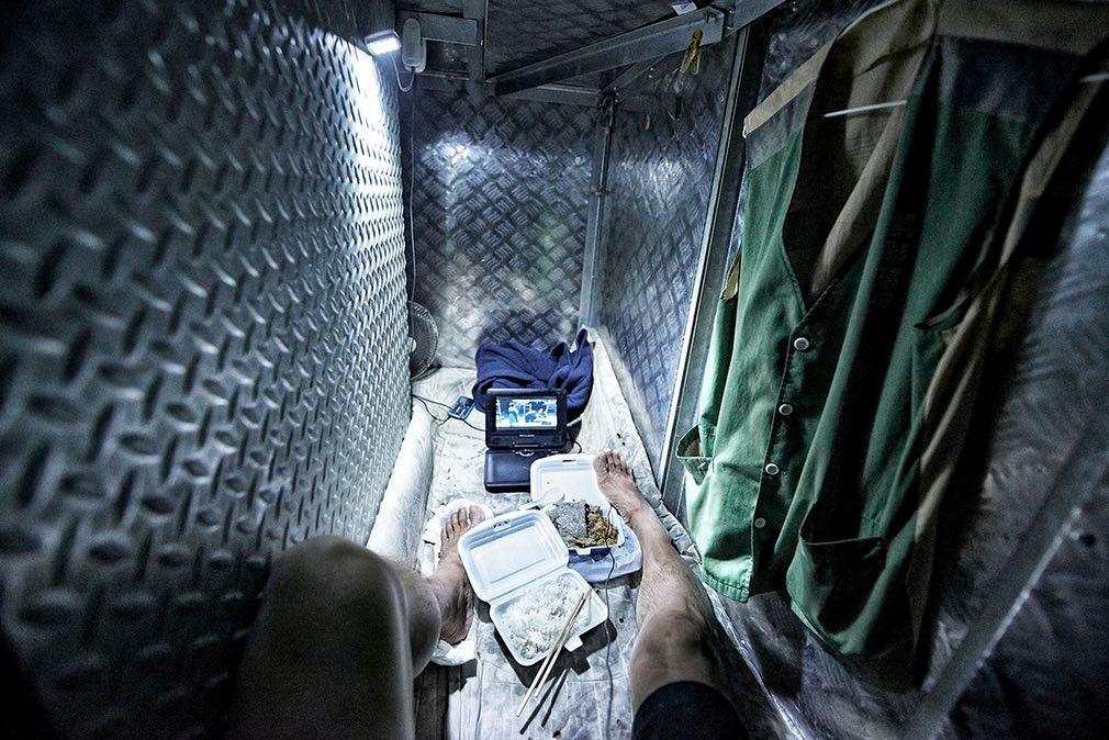 Жизнь в гробу: самое дешевое предложение на рынке недвижимости Гонконга