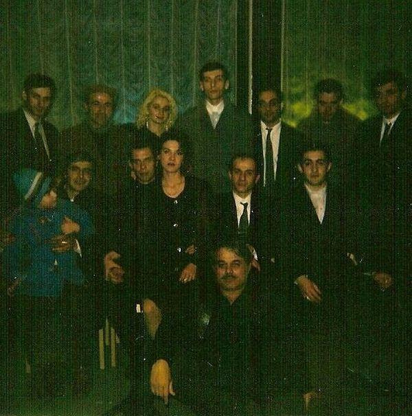 В сети опубликовали фото судьи Елены Хахалевой с ворами в законе