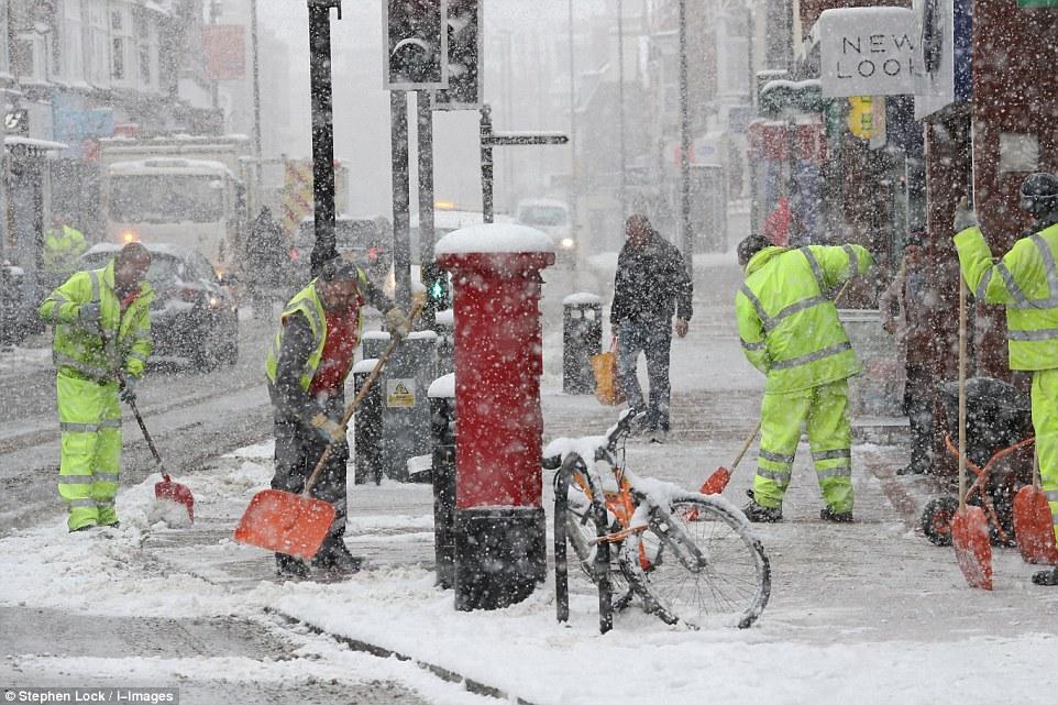 «Зверь с Востока»: англичане остро отреагировали на«мороз изРоссии»