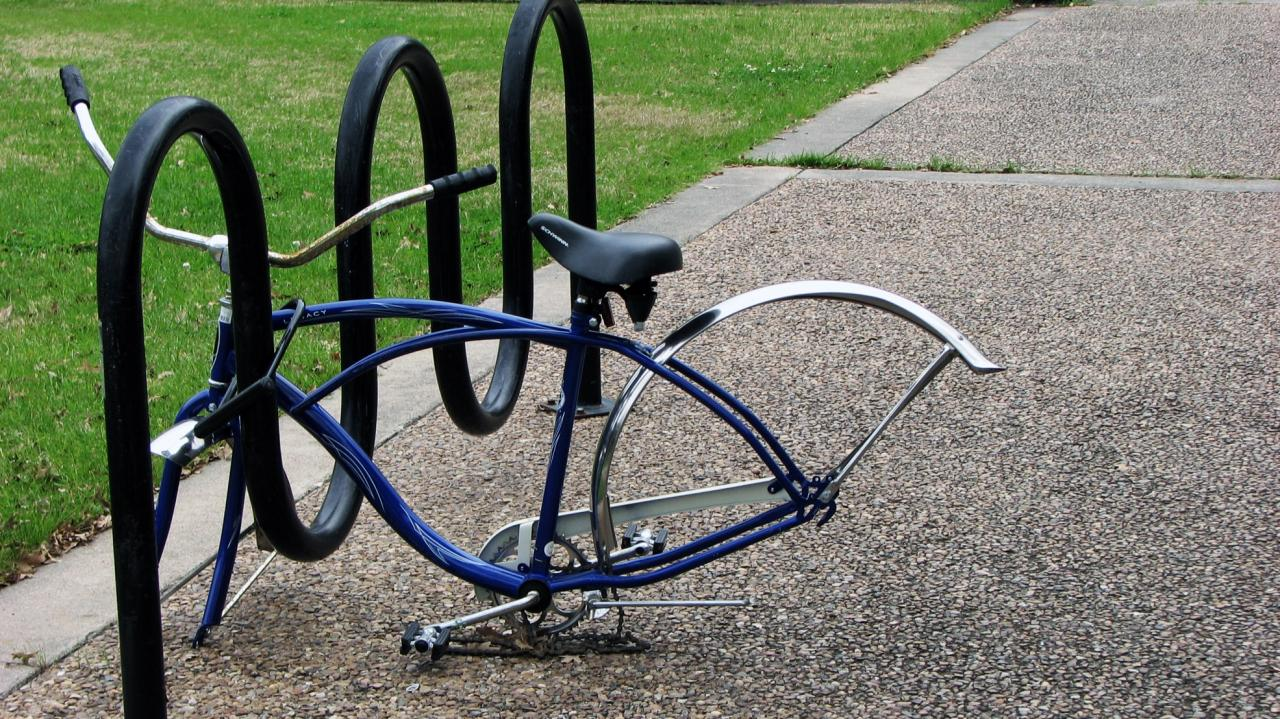 фото как угоняют велосипеды между артистами возникла