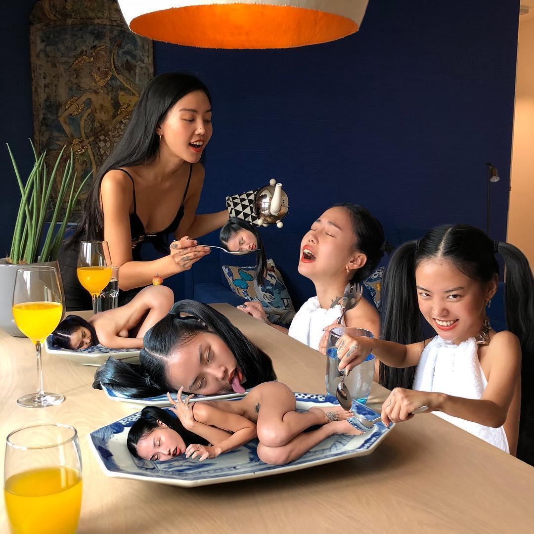 MLMA — милая азиатка, которая заплетет вам мозги