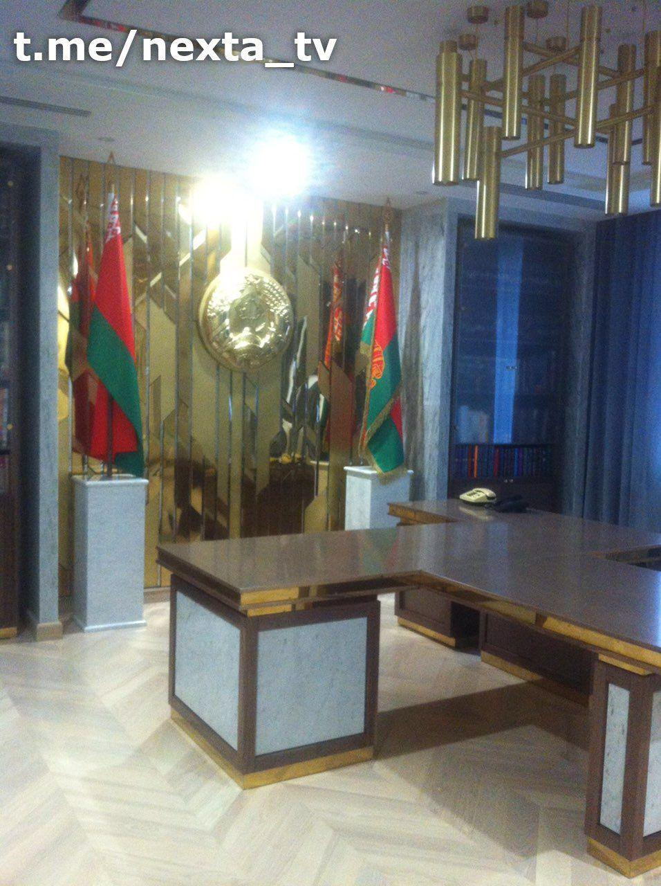 Персональная больничная палата Александра Лукашенко