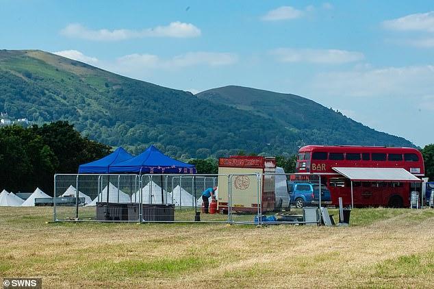 В Великобритании прошел крупнейший секс-фестиваль свингеров