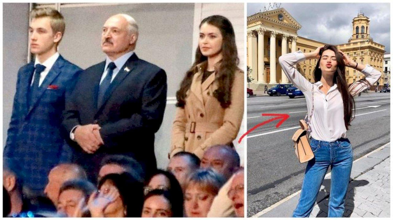 Как выглядит 22-летняя любовница Александра Лукашенко