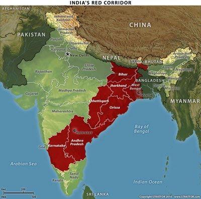 Наксалиты - Индия, о которой мы ничего не знаем