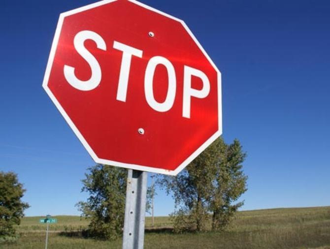 Почему у знаков STOP восемь сторон