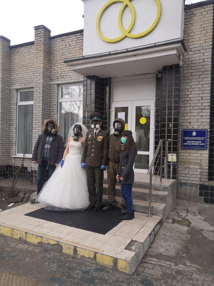 Просто свадьба в Ногинске