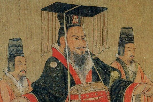Зачем в древнем Китае покупали фекалии Императора.