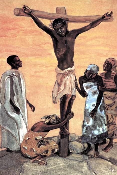 Христос был черным!