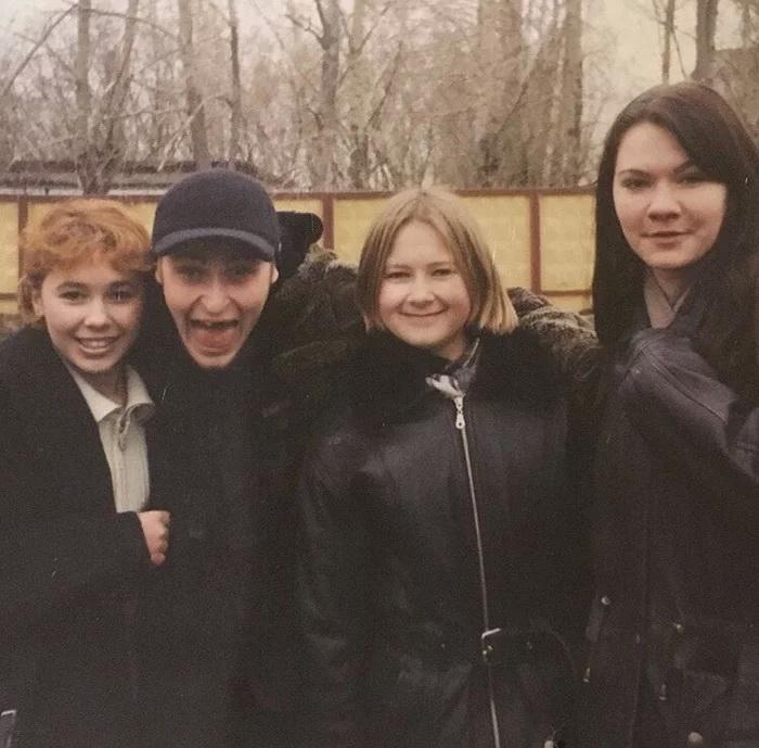 Интересные фотографии из 90 - х