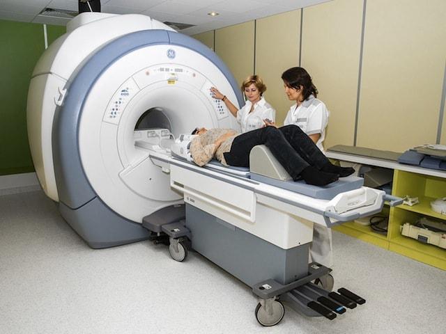 Про работу на МРТ: не достроишь ты свою баньку, мужик((