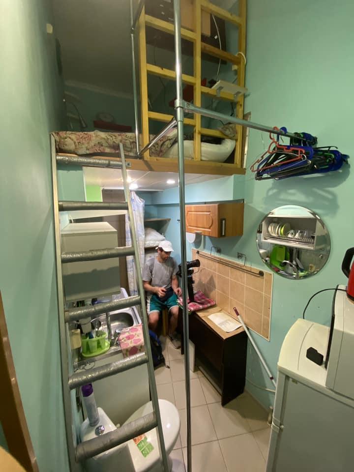 Найдена самая компактная квартира в Сочи