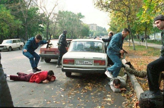 Атмосферные фотографии из 90-х