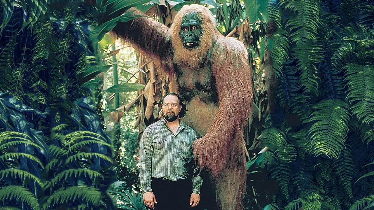 Гигантопитек: Другая ветка наших предков породила чудовищ в 600 кг, но люди и их поубивали