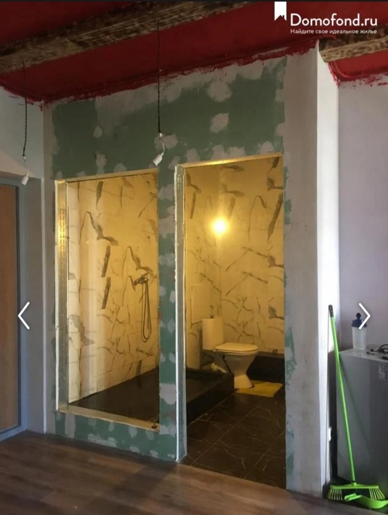 В Петербурге продается необычная квартира с ремонтом в стиле лофт