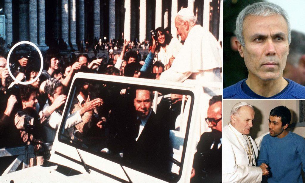 В Италии ищут мужчину, который украл кровь Папы Римского. Ее воруют уже в четвертый раз