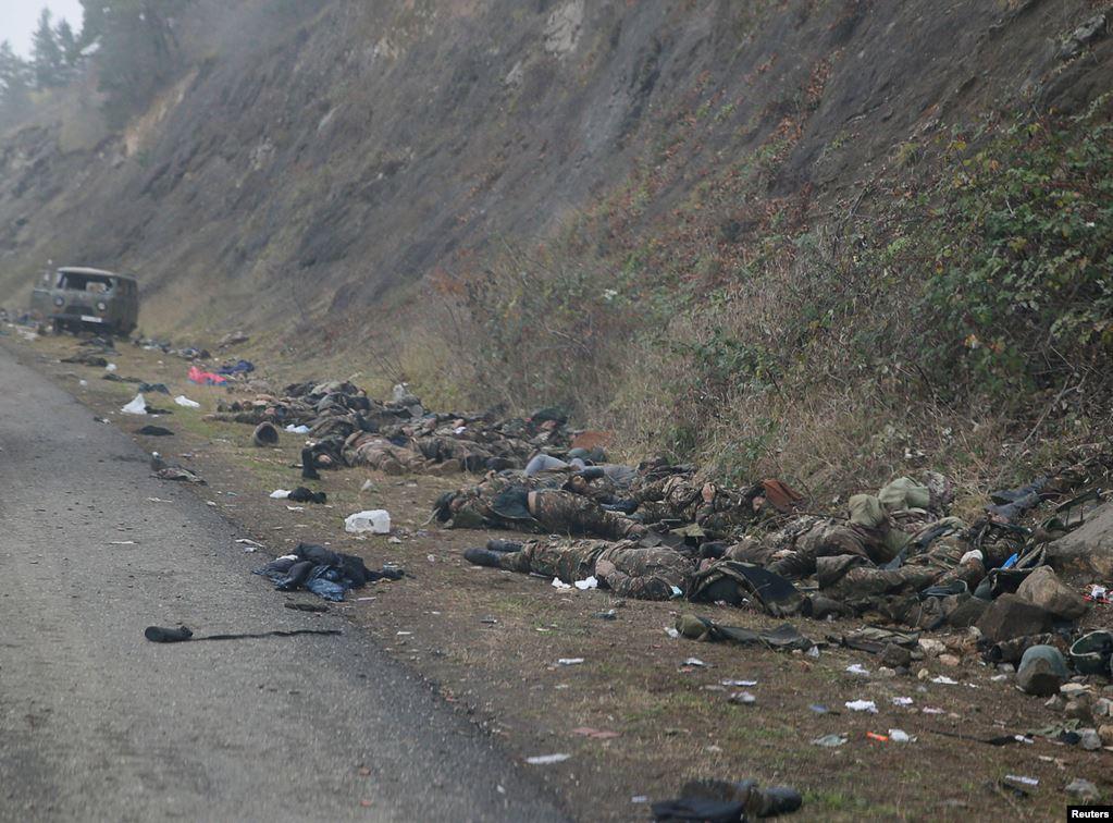Понты и бардак. Как армяне проиграли войну и потеряли Карабах