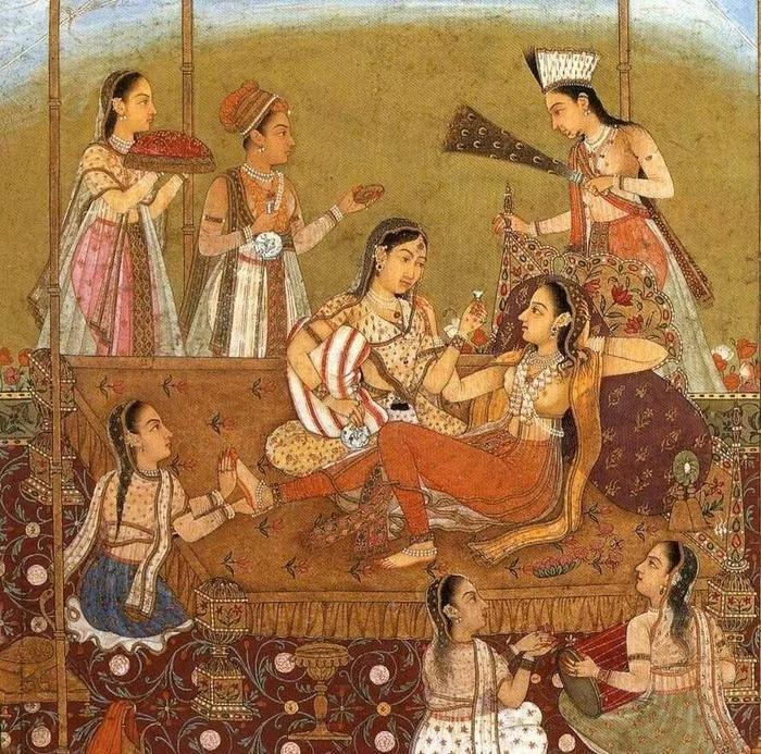 Кастовый секс древних индийцев. Как любили и наказывали в семьях индоариев