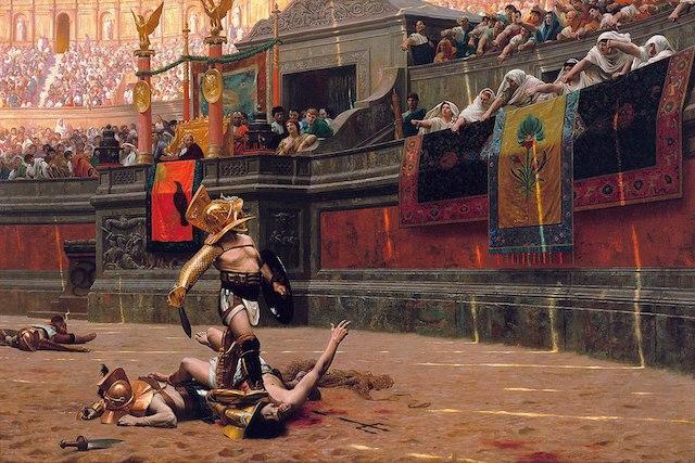 Шокирующие факты о Римской империи