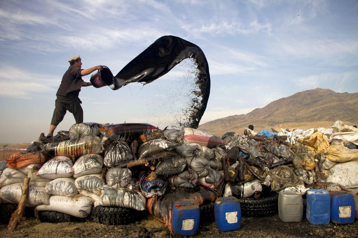 Интересные фотографии из Афганистана