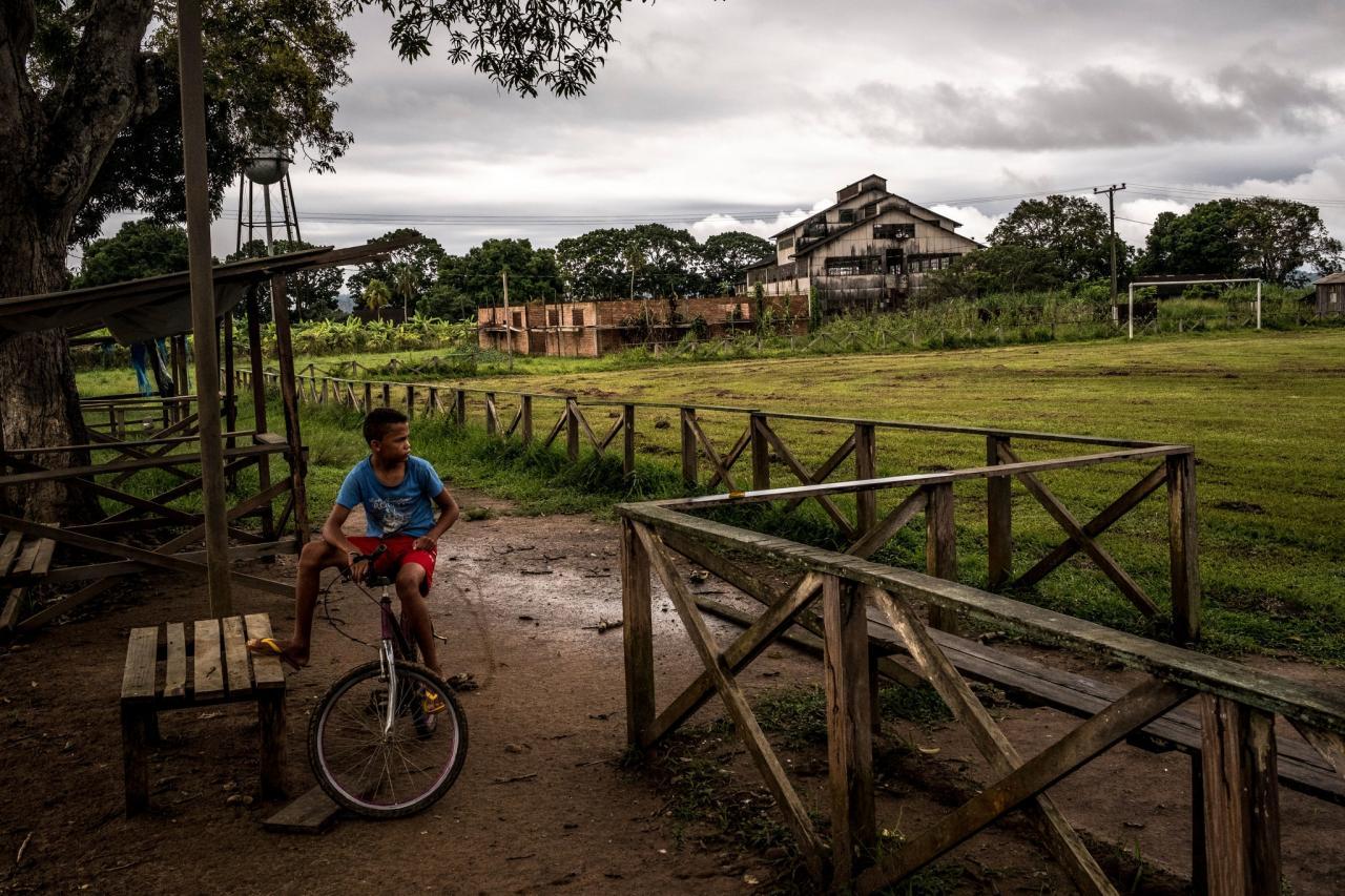 Как Генри Форд пытался построить утопию в Амазонии — но все кончилось поножовщиной и борделями