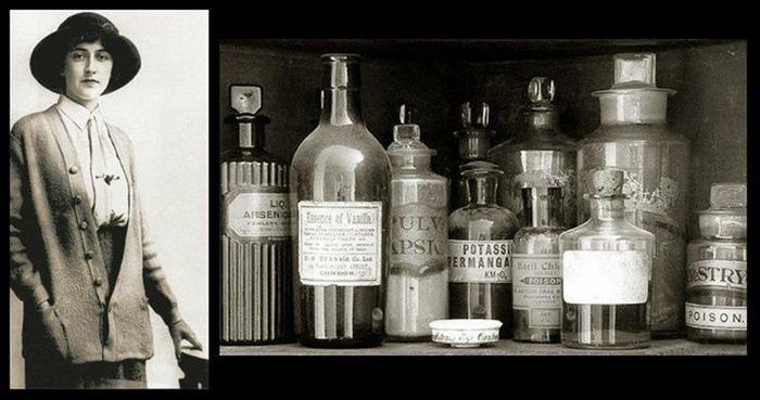 Фармацевты - они, блин, опасные! или Как замышлялось убийство