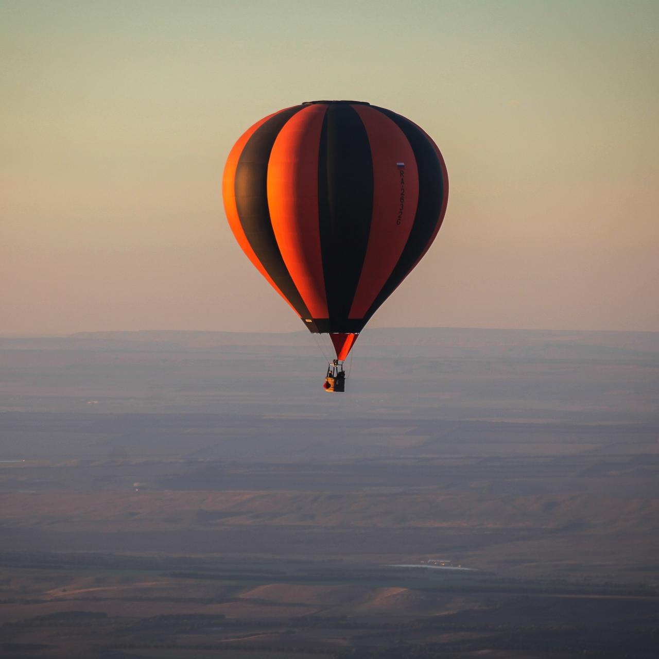 Смертельный квест: спастись из воздушного шара