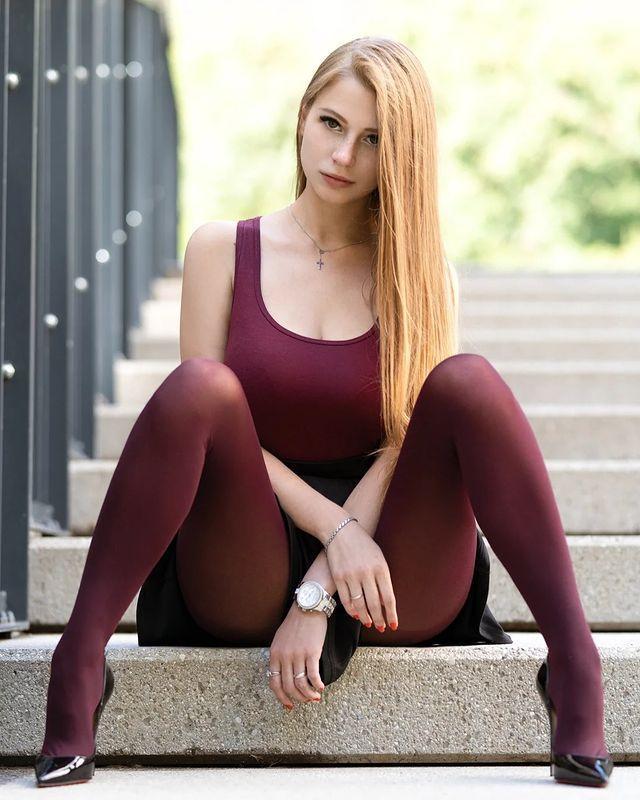 Рыжая Катя