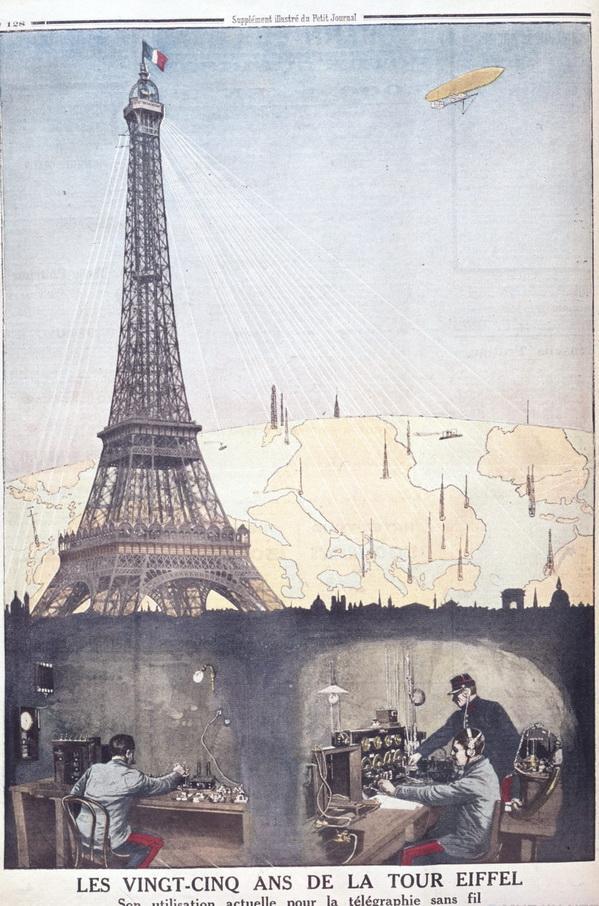 Что случилось с секретным бункером под Эйфелевой башней?