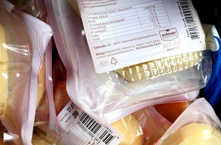 В Ленобласти сожгли 140 килограмм импортных продуктов