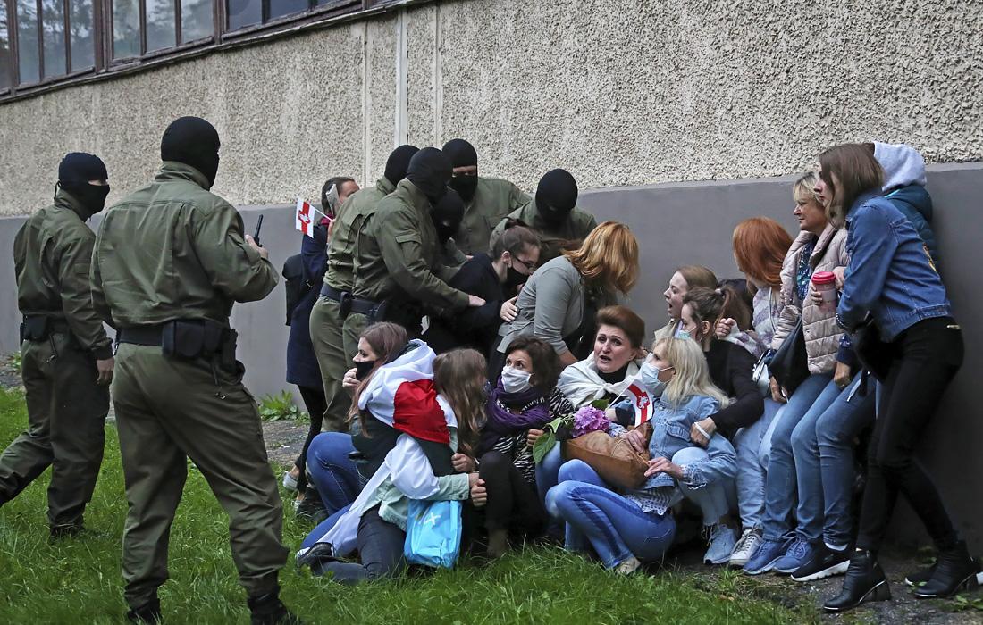 Белоруссия заняла первое место по числу экстремистов на душу населения.