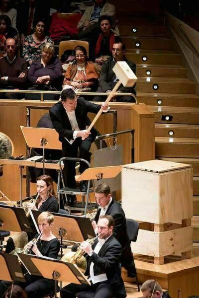 Незаменимый в оркестре
