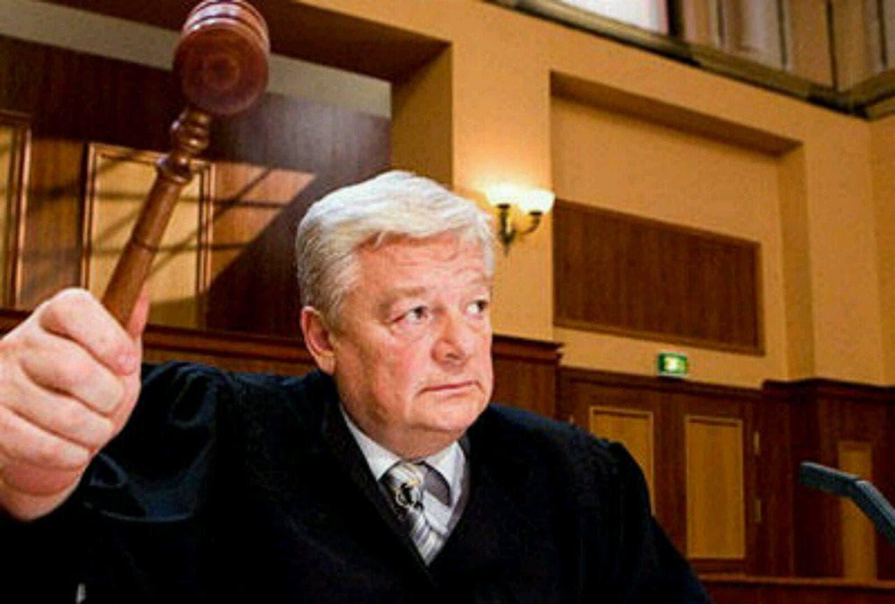 Умер судья-мем «Полностью оправдан», адвокат Валерию Степанову
