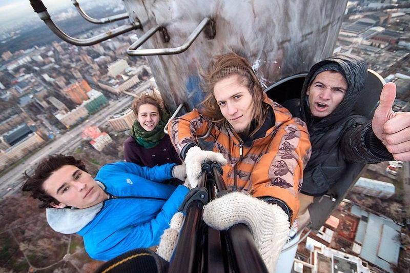 А вы боитесь высоты?