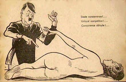 Гитлер в сексе