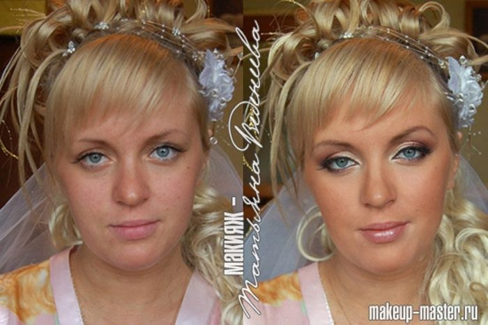 Makeup Can Really Make a Difference (43 Photos). Join the Discussion.