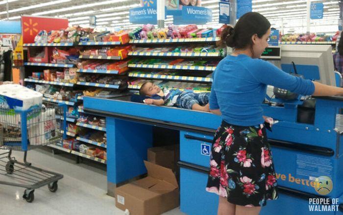 Америкосы в супермаркетах