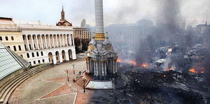 Киев: до и после Евромайдана