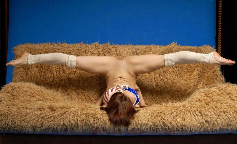 Утренняя гимнастика на Нагишом.Ком.
