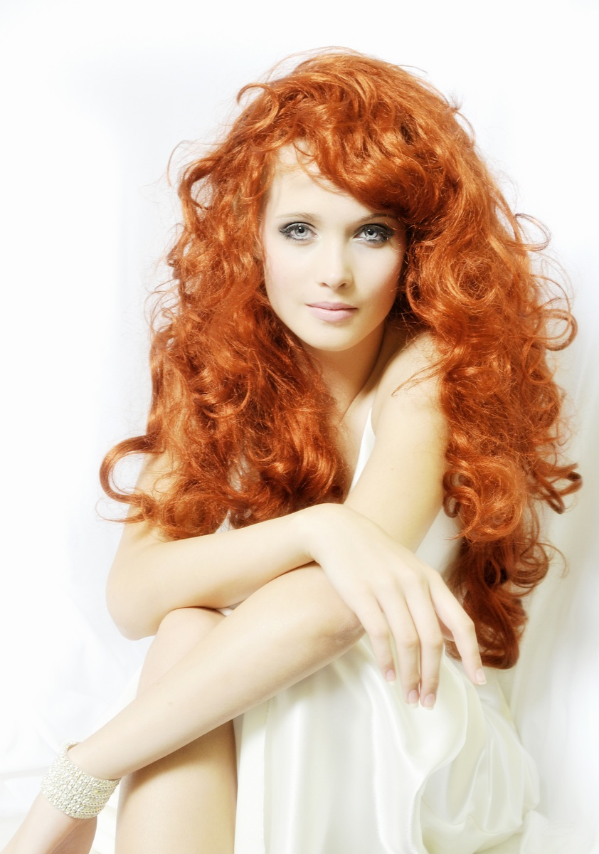 """Красивые рыжеволосые девушки """" кококо.ру"""