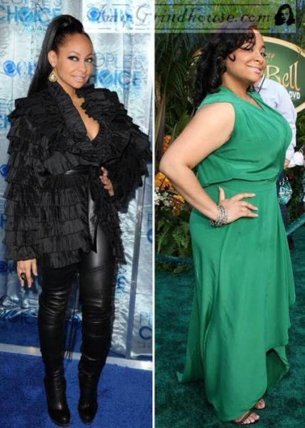 most recent pictures of raven symone