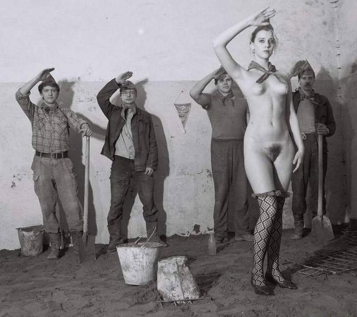 эротические пионерки фото